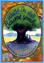 Bäume sprechen - Postkarte -